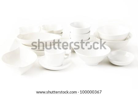 white ware
