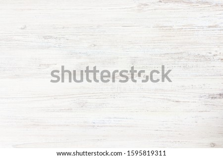 white washed wood background texture, wooden abstract textured backdrop Stockfoto ©