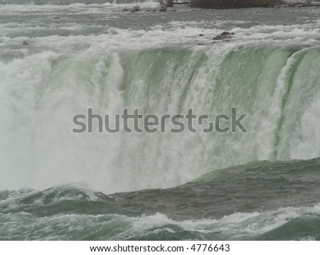 white water falls niagara