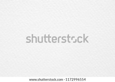 White watercolor paper texture for background. #1172996554