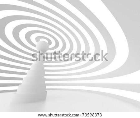 White Wireless Background