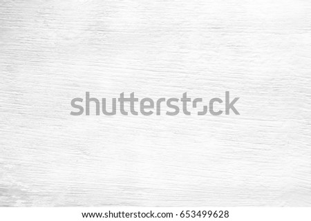 White Wood Board Texture Background.
