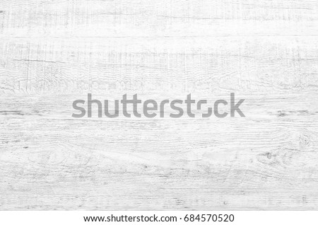 White wood plank texture for background. #684570520