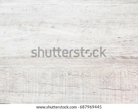 White wood plank texture for background. #687969445