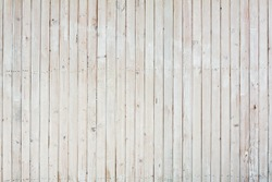 White wood planks old wall background