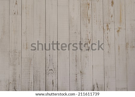 White wood planks wall background #211611739