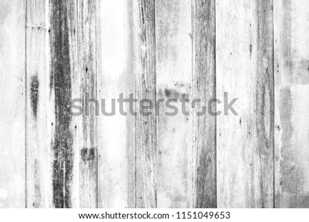white wood texture background coming from natural tree. Wooden panel with beautiful patterns. Space for your work. #1151049653