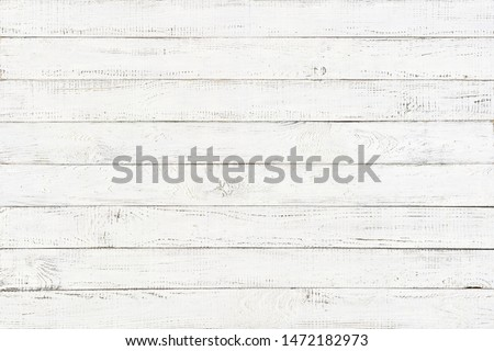 white wood texture background, natural pattern #1472182973