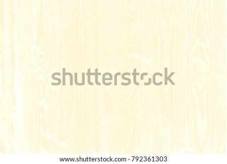 White Wood Texture Of Distressed Pine Boards With Knots Beige Wooden Wallpaper