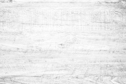 White wood texture. Wooden background.