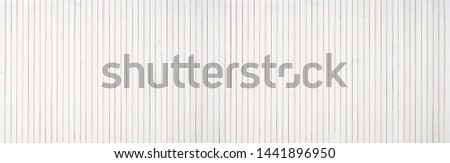 white wood wall paneling background - extra wide banner format #1441896950