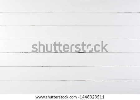 White wooden board background. Texture background for design artwork, architecture, wallpaper texture construction building for quality art.