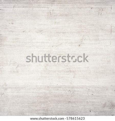 White wooden choping, cut board, tabletop, floor surface or wall