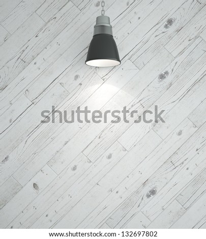white wooden laminate wall and lantern lamps