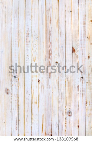 White Wooden Planks in the Row, background