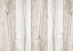 White wooden textured woodgrain background with metal screws