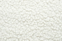 White wool texture. Can be used for backgrounds