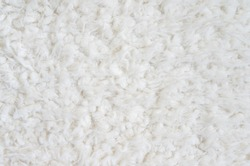 White wool texture. Can be used for backgrounds or design