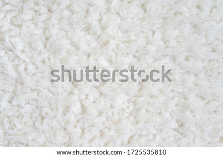 White wool texture. Can be used for backgrounds or design Stock photo ©