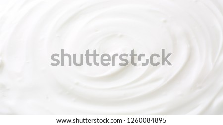 white yogurt background #1260084895