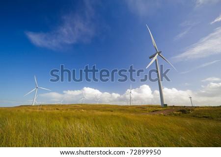 Whitelee Wind Farm, Largest European Wind Farm