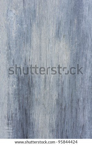 Whitewashed and gray wood with peeling paint for background or texture. - stock photo
