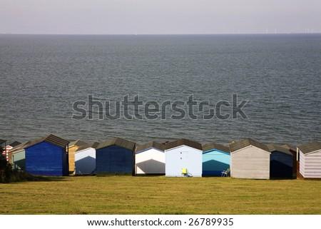 Whitstable, Uk, England, Kent, house, houses, summer, landscape