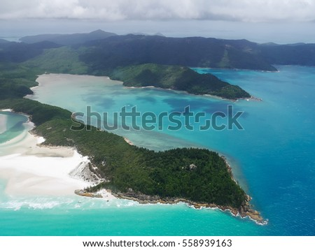 Whitsunday Islands - Great Barrier Reef, Australia #558939163