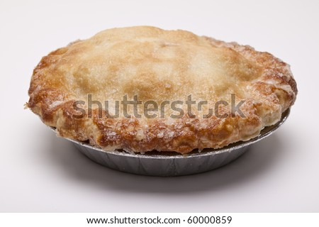 Whole Homemade Apple Pie