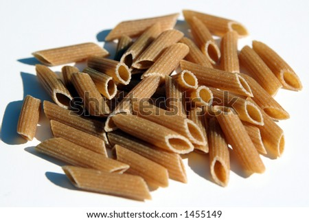 Whole wheat organic pasta.