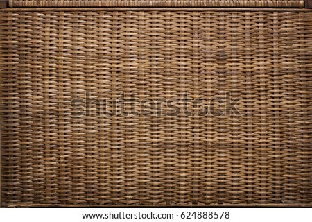 Wicker basket texture. Background - Shutterstock ID 624888578