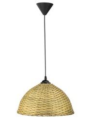 wicker ceiling lamp for kitchen chandelier