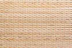 wicker mats, hand made