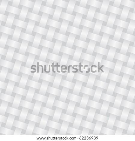 Wicker white background (seamless pattern)