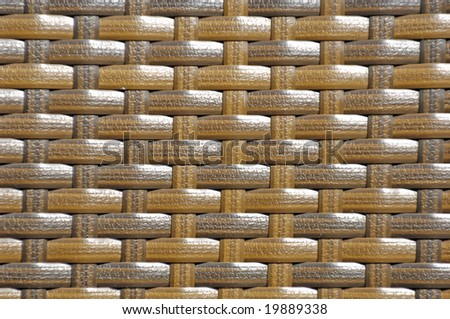 Wickerwork Background