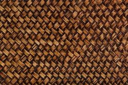 Wickerwork background detail,wood