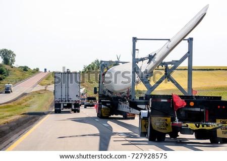 wide load wind mill blade #727928575