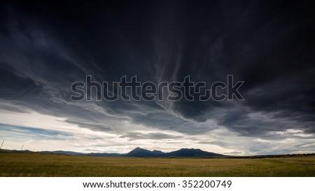 Wide open range in Alamosa County, Colorado #352200749