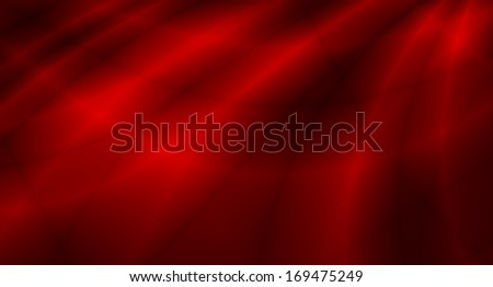 Wide screen fantasy red image background