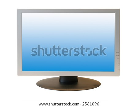 Wide Screen LCD Monitor