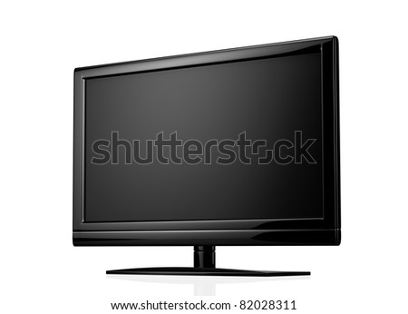 Widescreen lcd display