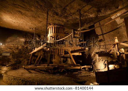 Wieliczka Salt Mine continuously produced table salt from the 13th century until 2007 as one of the world's oldest operating salt mines.