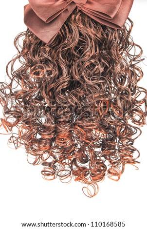 Wig - stock photo