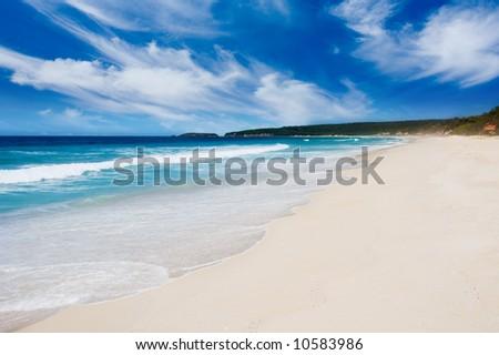 Wild Australian Beach