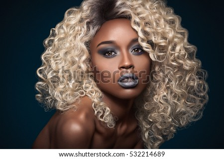 Stock Photo Wild One / Fly Makeup
