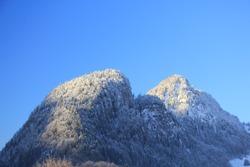 Wilder Kaiser in the alps