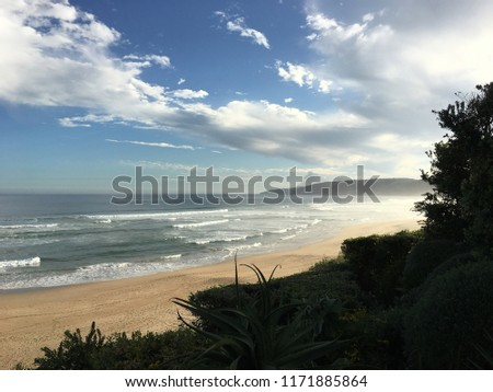 Wilderness Beach, Wilderness, South Africa #1171885864