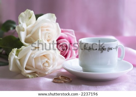 will you have cup of coffee and marry me?