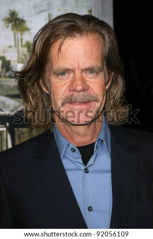 """William H. Macy at """"The Lincoln Lawyer"""" Los Angeles Screening, Arclight Theater, Hollywood, CA. 03-10-11"""