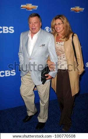 "William Shatner at the CBS Fall Season Premiere Event ""Cruze Into The Fall,"" Colony, Hollywood, CA. 09-16-10"